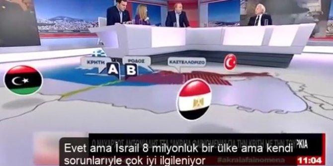 Canlı yayında 'Türk gemilerini batıracak mısınız' diye sordular: Yunan amiralin cevabı herkesi şoke etti