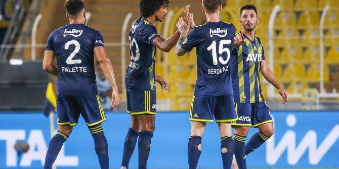 Kadıköy'de Ferdi'nin gecesi: Fenerbahçe: 2- Göztepe: 1