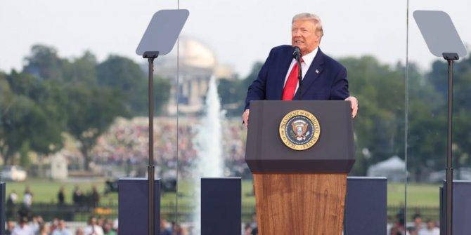 Trump: Korona vakalarının yüzde 99'u tamamen zararsız