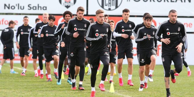 Beşiktaş'ın maç kadrosu belli oldu