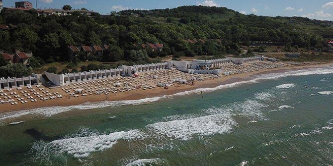 Vatandaş, evinin önündeki plajda denize giremiyor: Sebebi sizi de çileden çıkaracak