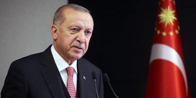 Erdoğan, 52 HES'in açılış töreninde konuştu: 'Salgına teslim olmadık'