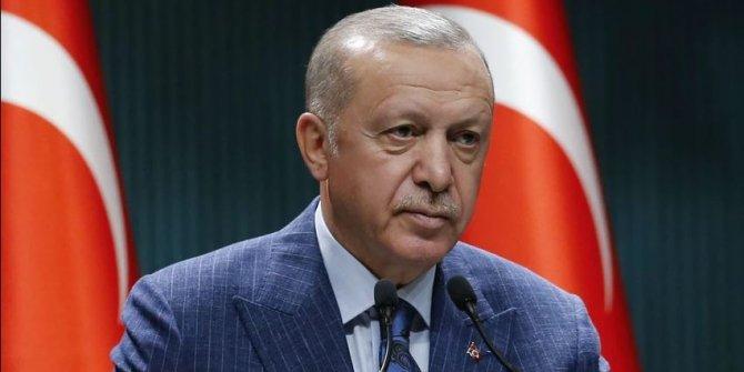Cumhurbaşkanı Erdoğan'dan 'yatırım' paylaşımı