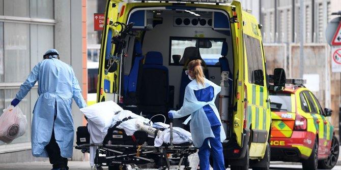 İngiltere'de ölü sayısı 44 bini aştı