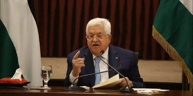 Filistin: İsrail ile müzakereye hazırız
