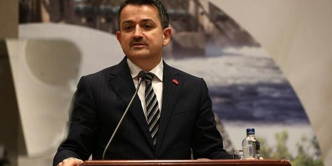 Bakan Pakdemirli açıkladı: Tağsişe yeni düzenleme
