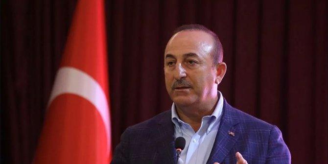 Dışişleri Bakanı Mevlüt Çavuşoğlu, AB Temsilcisini canlı yayında yerin dibine soktu
