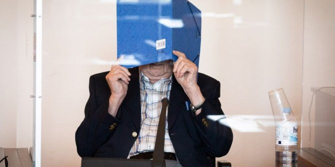 93 yaşındaki eski Nazi'ye hapis istemi