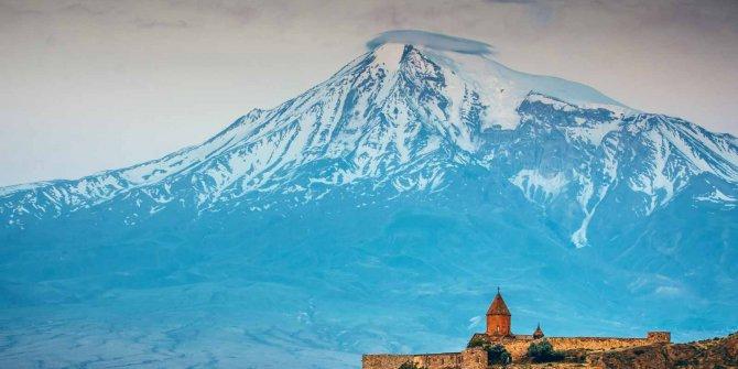 Türkiye'nin çatısı Ağrı Dağı bir zamanlar deniz kenarıydı