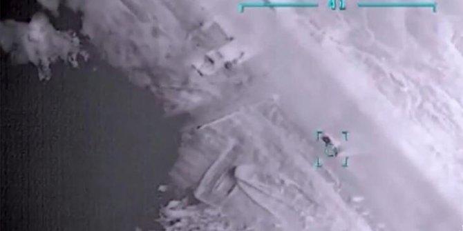 Rus hava savunma sistemi  imha edildi