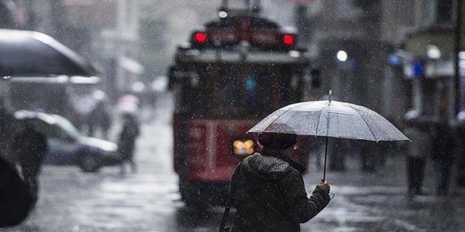 Toplam 9 şehirde sarı alarm! İstanbullular bugüne dikkat