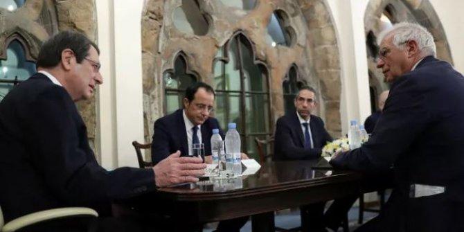 """Anastasiades'ten Türkiye için küstah açıklama: """"Karşı koyacağız"""""""