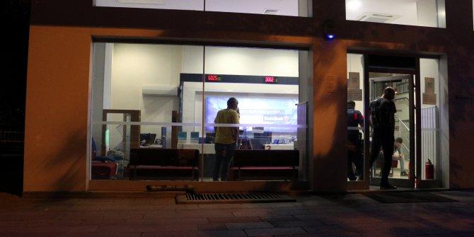 Ankara polisi şaşkına döndü! Film senaryosu değil gerçek! 60 saniyede banka soygunu