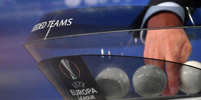UEFA Avrupa Ligi kura çekimi yapıldı! Başakşehir'in rakibi belli oldu...