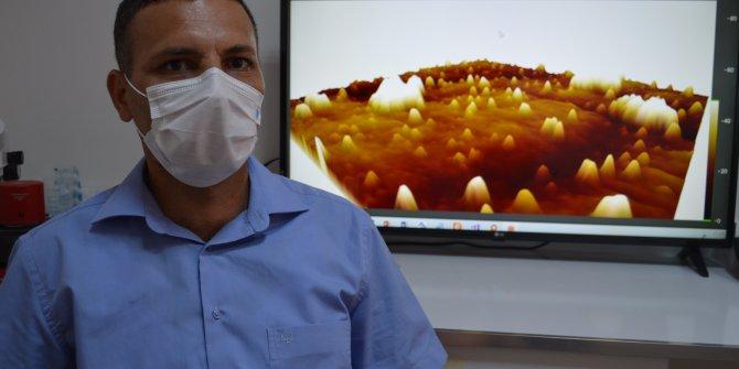Korona virüs dünyada ilk kez 3 boyutlu görüntülendi