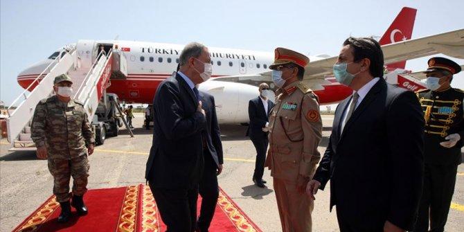 Libya'dan Türkiye ile işbirliği mesajı
