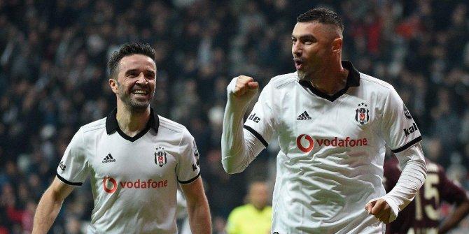 Beşiktaş'tan Burak Yılmaz ve Gökhan Gönül'ün sağlık durumu hakkında açıklama
