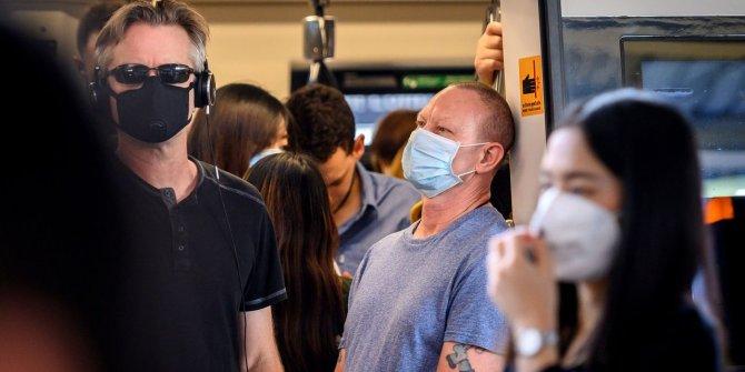 Flaş... Reuters kırmızı band ile geçti: Dünya Sağlık Örgütü'nden virüsün bulaşma şekli hakkında yeni rehber
