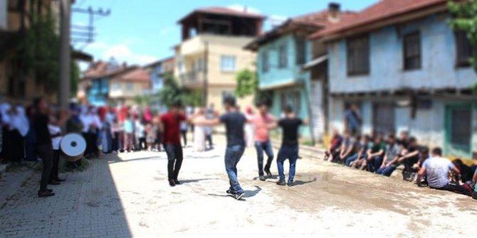 Kütahya'da sokak düğünleri 14 gün yasaklandı