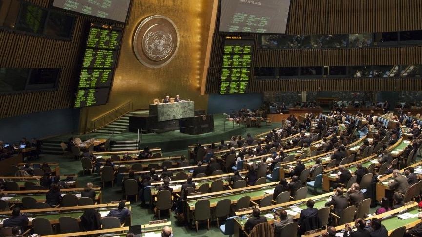 BMGK'da Suriye Oylaması! Kritik Türkiye detayı