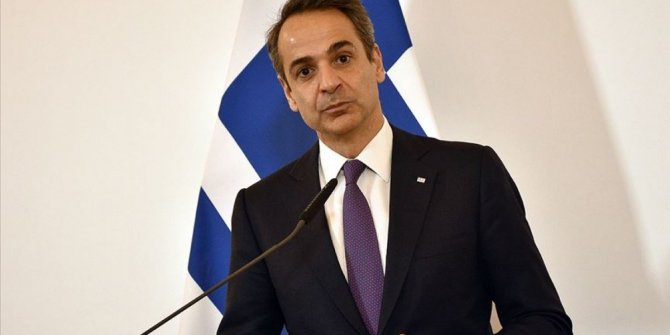 """Yunanistan Başbakanı Miçotakis'ten Ayasofya tepkisi: """"En yoğun şekilde kınıyoruz"""""""