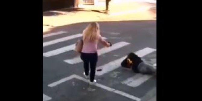 İzinli kadın polis çocuk hırsızını BÖYLE ÖLDÜRDÜ