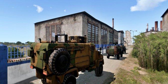 Türkiye'nin yerli silah ve teçhizatları dünyaca ünlü bilgisayar oyunu Arma 3'te