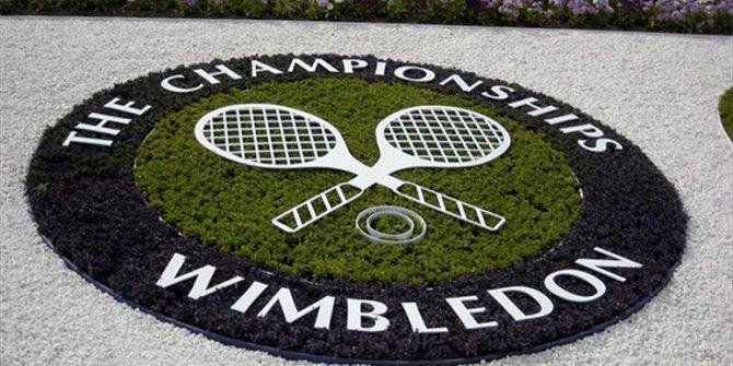 İptal edilen Wimbledon'da, tenisçilere 10 milyon pound dağıtılacak