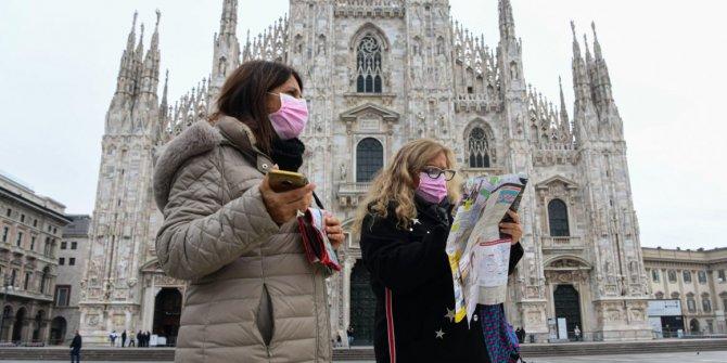 İtalya'da Kovid-19'dan ölenlerin sayısı 34 bin 945'e yükseldi