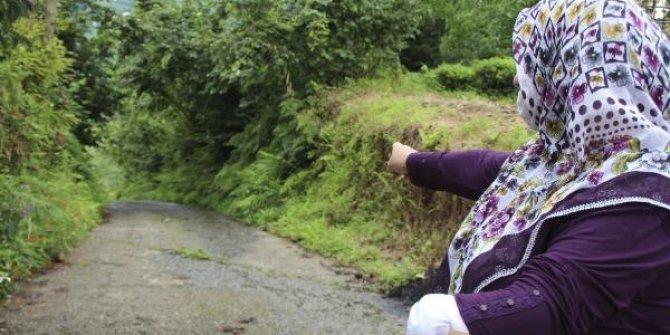 Trabzon'da feci olay: 1 pitbull, 2 Alman kurdu talihsiz kadının kolunu kopardı