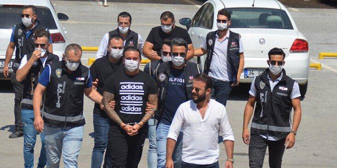 Suç çetesi 'Hells Angels'ın lideri Arabacı tutuklandı