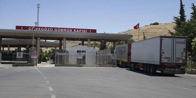 Sınır kapısı sayısı 1'e indirildi! Suriye'ye yardımlar yeniden başlıyor!