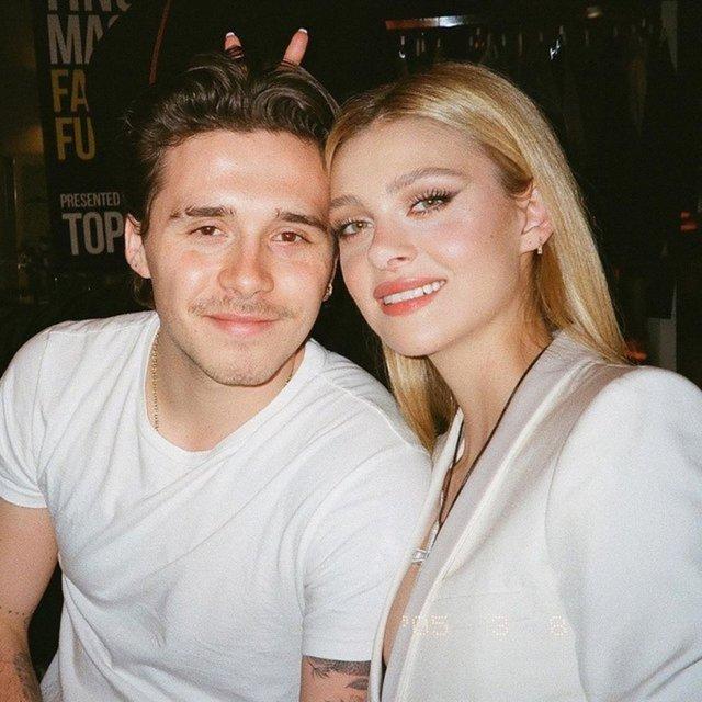 Brooklyn Beckham ile Nicola Anne Peltz nişanlandı