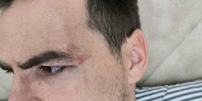 Galatasaray maçı öncesi kavga şoku, süresiz kadro dışı bırakıldı