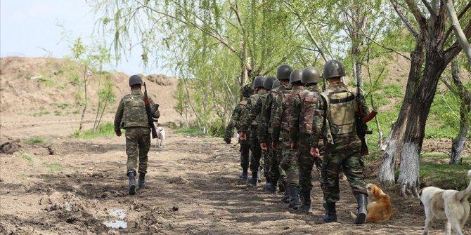 Azerbaycan-Ermenistan sınırında bir şehit