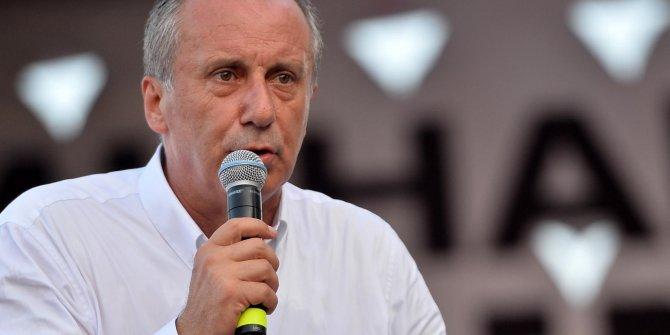 AKP Grup Başkanvekili Muharrem İnce'ye sahip çıktı