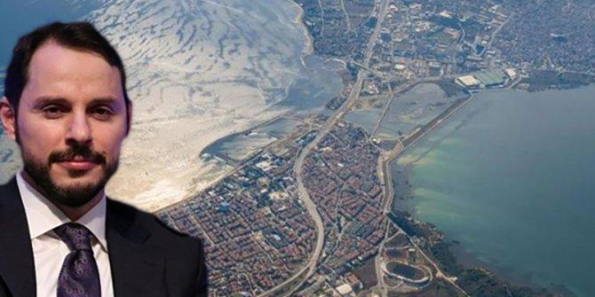 Kanal İstanbul'da bir piyango da Berat Albayrak'a iddiası