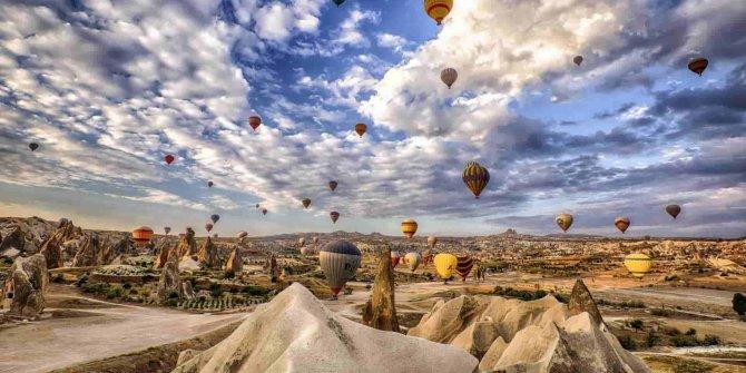 UNESCO Dünya Mirası listesinde yer alıyor!Kapadokya talana açılıyor