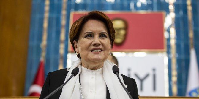 """Meral Akşener, """"Bu kutlu göreve hazırız dedi ve hayalindeki Türkiye'yi açıkladı!"""