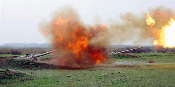 Çatışmada 7 Azerbaycan askeri şehit oldu