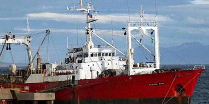 Kimse ne olduğuna anlam veremedi… Karaya bile ayak basmayan balıkçılar koronaya yakalandı