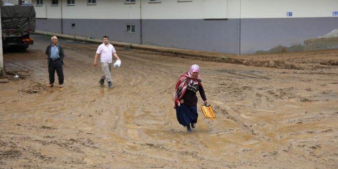 Rize ile ilgili dikkat çeken ayrıntı açıklandı: Geriye çamur kaldı