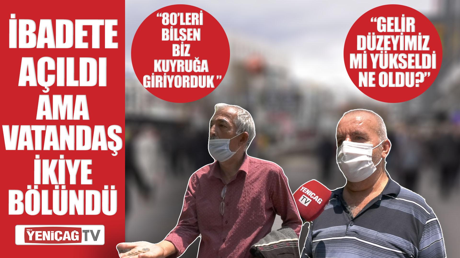 Ayasofya kararı vatandaşı ikna etmeye yetmedi!
