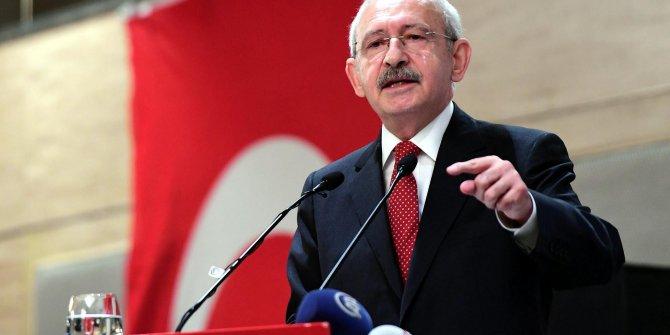 Kılıçdaroğlu: Endişe ile izliyorum