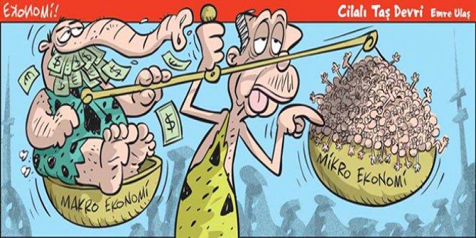 Günün mizahı usta karikatürist Emre Ulaş'tan geldi
