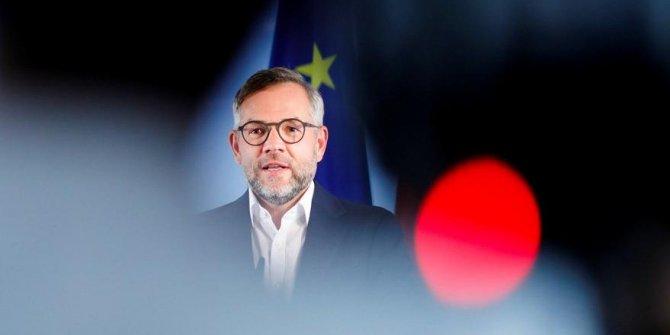 Alman bakandan Türkiye açıklaması
