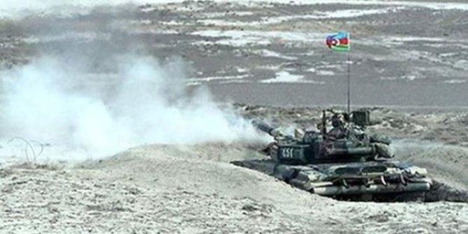 Azerbaycan bölgedeki son gelişmeyi dünyaya duyurdu