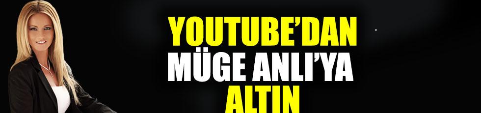 YouTube'dan Müge Anlı'ya altın