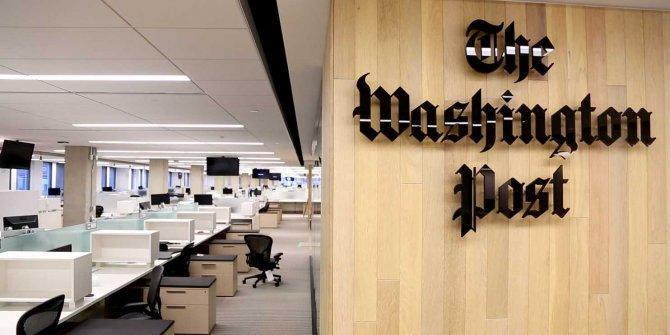 Amerika'nın en büyük gazetelerinden Washington Post'ta 15 Temmuz ilanı