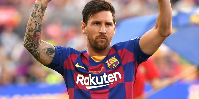 Messi'den rekor üstüne rekor